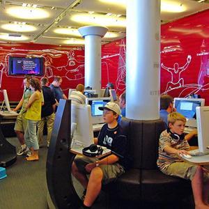 Интернет-кафе Михайловского