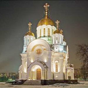 Религиозные учреждения Михайловского