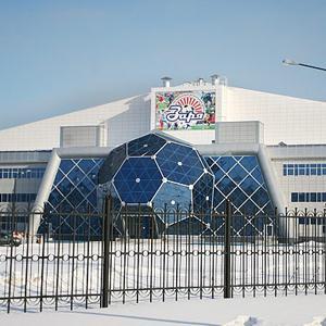 Спортивные комплексы Михайловского
