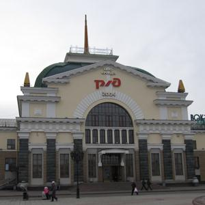 Железнодорожные вокзалы Михайловского